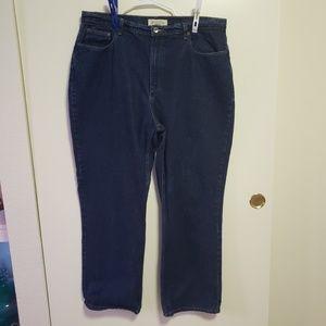 St. John's Women's Blue Jean Boot Cut